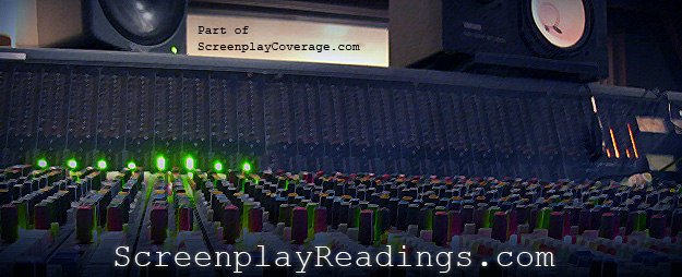 ScreenplayReadings.com | Studio Recordings of your screenplays!